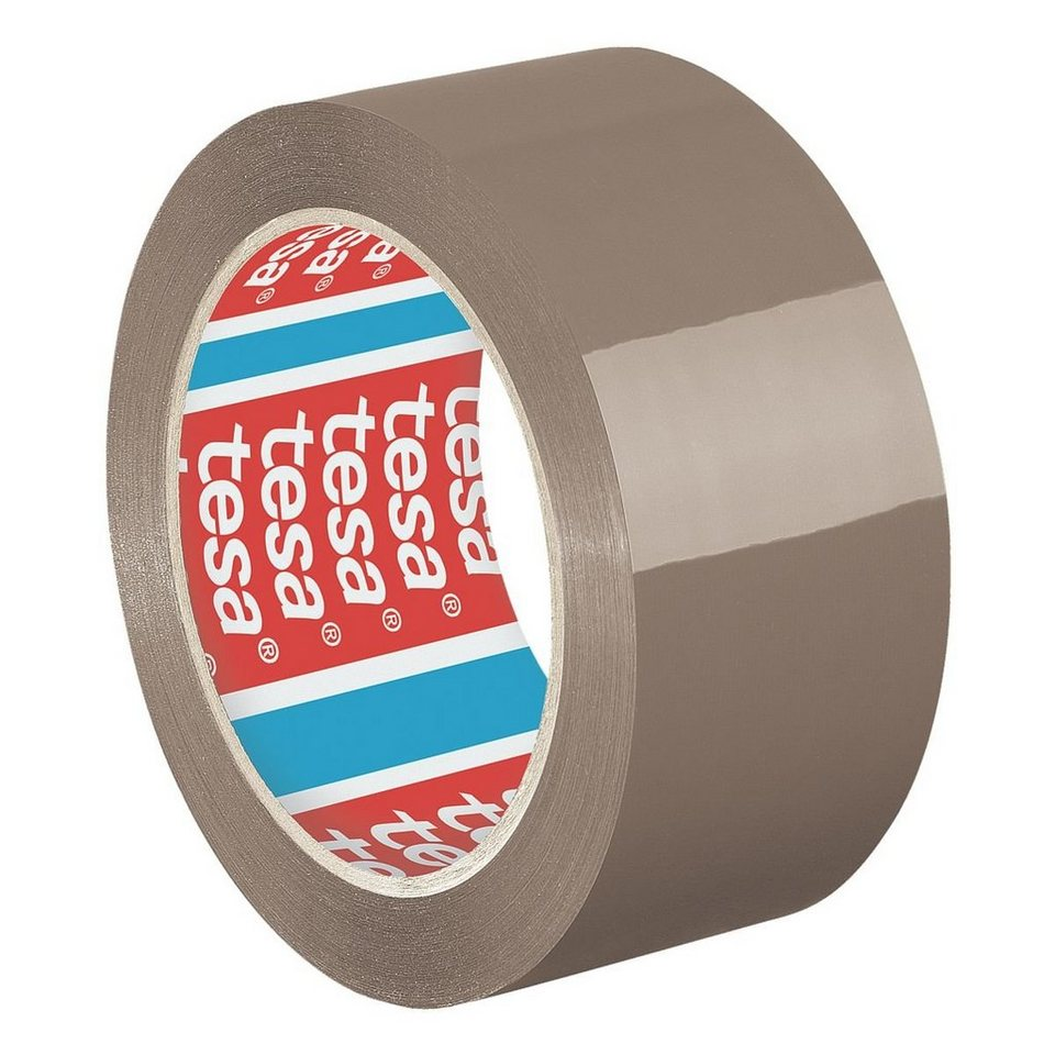 tesa Packband »4195« in braun