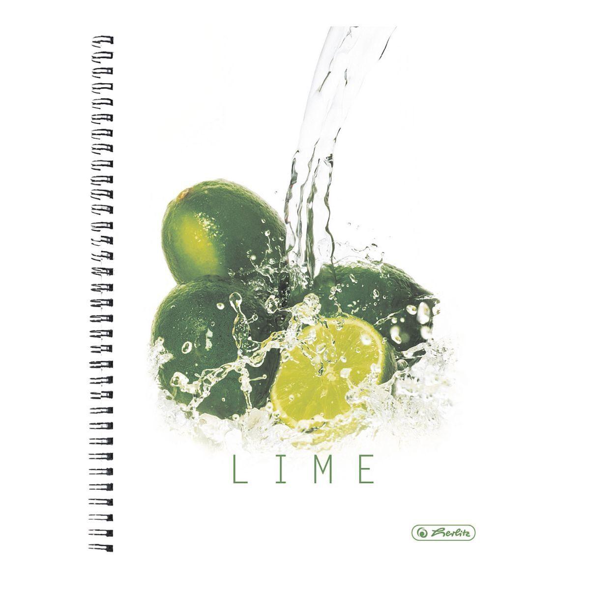 Herlitz Collegeblock »Limette«