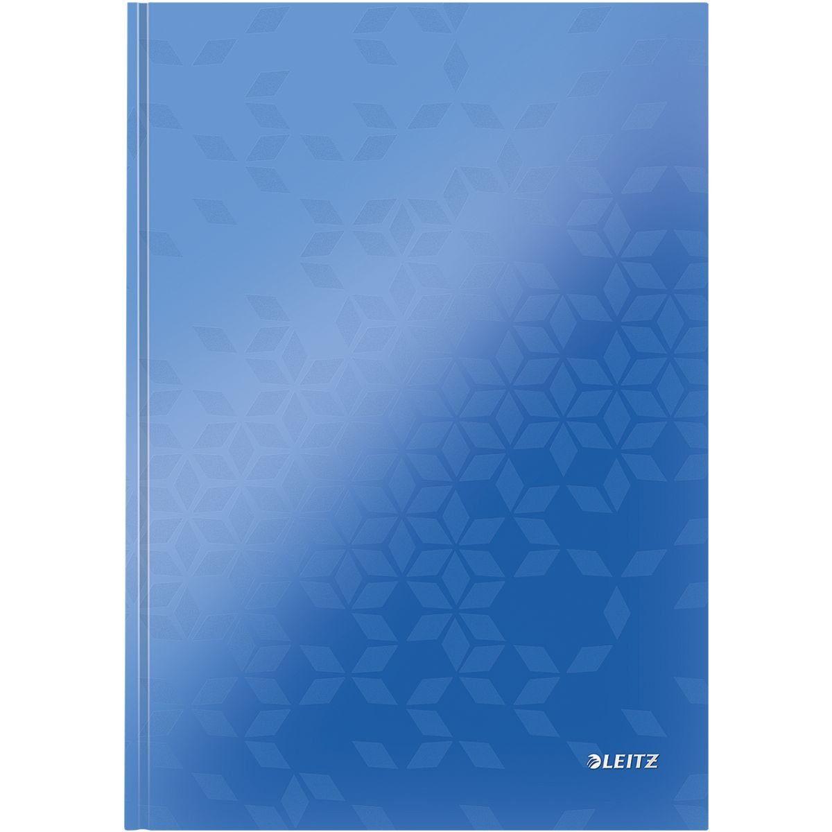 LEITZ Notizbuch A4 kariert - 160 Seiten »WOW 4626«