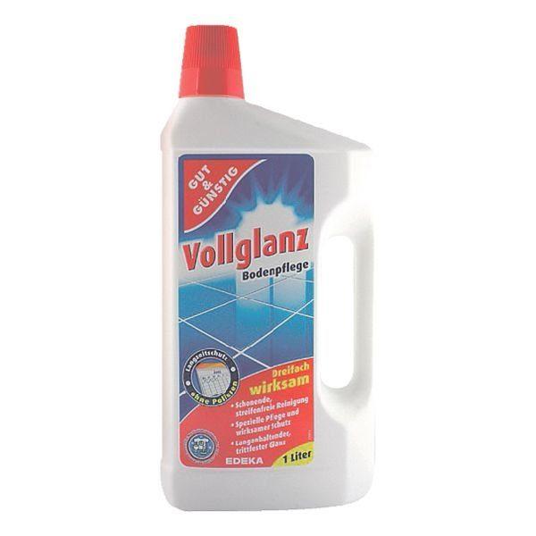 Gut und Günstig Bodenpflege-Reiniger »Vollglanz«
