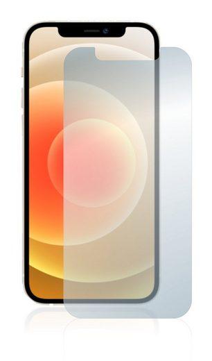 upscreen Schutzfolie »für Apple iPhone 12«, Folie Schutzfolie klar anti-scratch