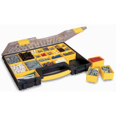 STANLEY Werkzeugkoffer »Sortierkasten Organizer 42.2x5.2x33.4cm«