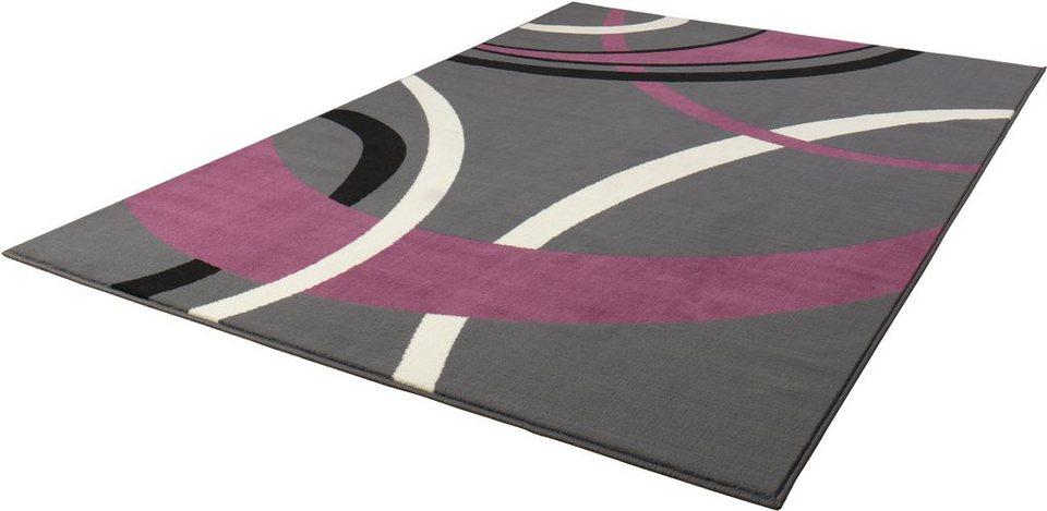 Teppich »Sefrou«, Hanse Home, rechteckig, Höhe 9 mm in grau