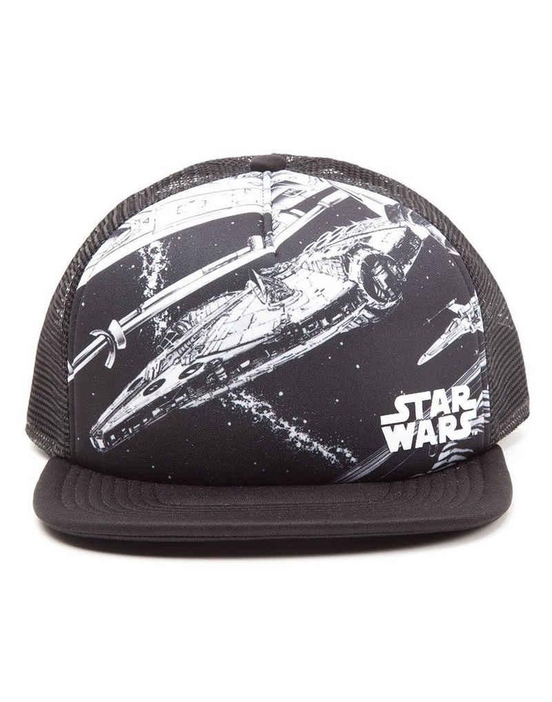 Star Wars Baseball Cap »STAR WARS MILLENIUM FALCON Cap SNAPBACK Neu«