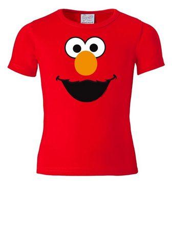 LOGOSHIRT Marškinėliai su niedlichem Print »Elmo...
