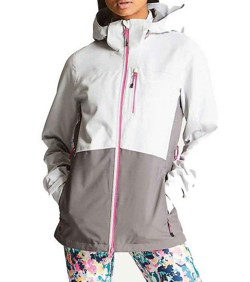 Dare2b Funktionsjacke »DARE 2b Verate Funktions-Jacke winddichte Outdoor Wander-Jacke für Damen Freizeit-Jacke Grau«
