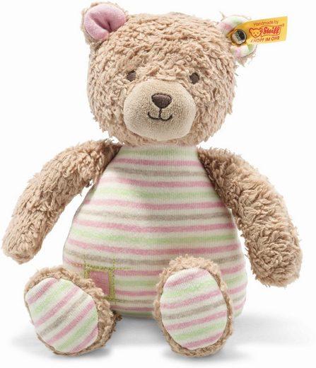 Steiff Kuscheltier »Rosy Teddybär, rosa/braun«, organic, zertifiziert durch BCS-35014