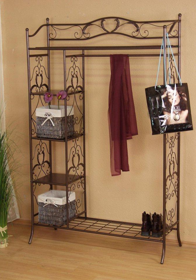 garderobe metall schwarz preisvergleiche erfahrungsberichte und kauf bei nextag. Black Bedroom Furniture Sets. Home Design Ideas