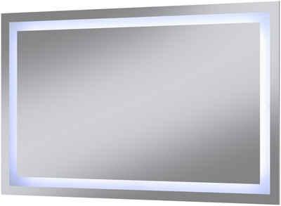 Welltime Badspiegel Trento Led Spiegel 100 X 60 Cm