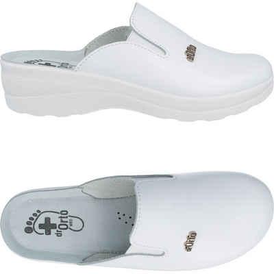 Dr. Orto »Medizinische Schuhe (Arzt-Clogs)« Pantolette Gesundheitsschuhe, Praxis-Schuhe, Präventivschuhe