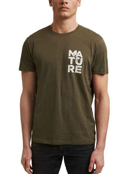 edc by Esprit T-Shirt mit Frontprint