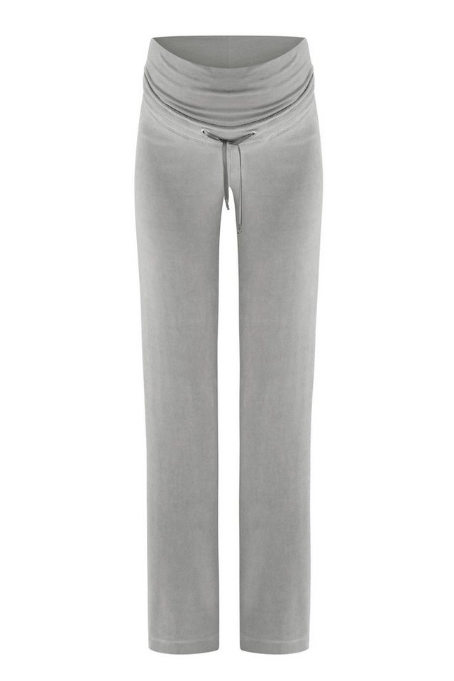 BELLYBUTTON Umstandshose »Loungewear Hose Mama« in warm taupe