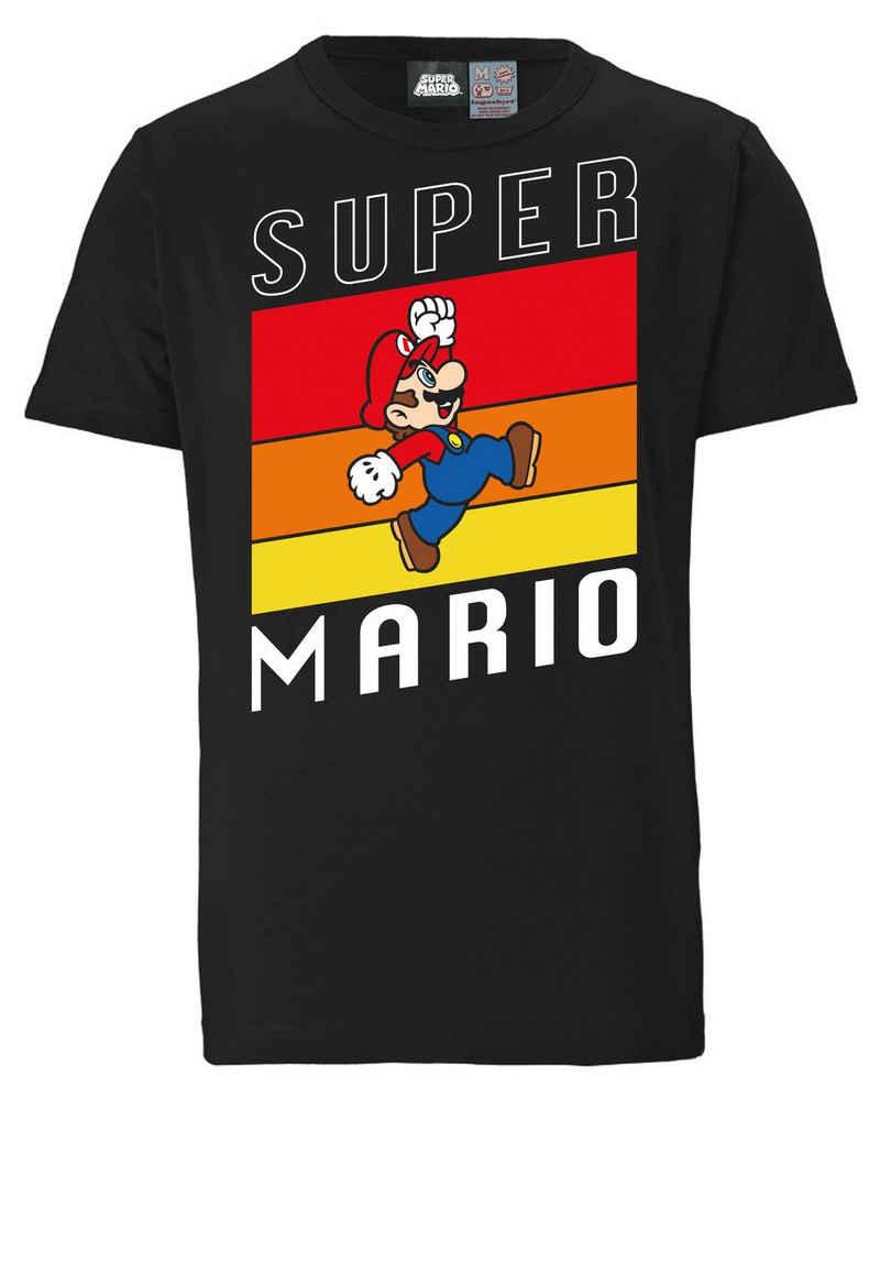 LOGOSHIRT T-Shirt »Super Mario« mit lizenziertem Print