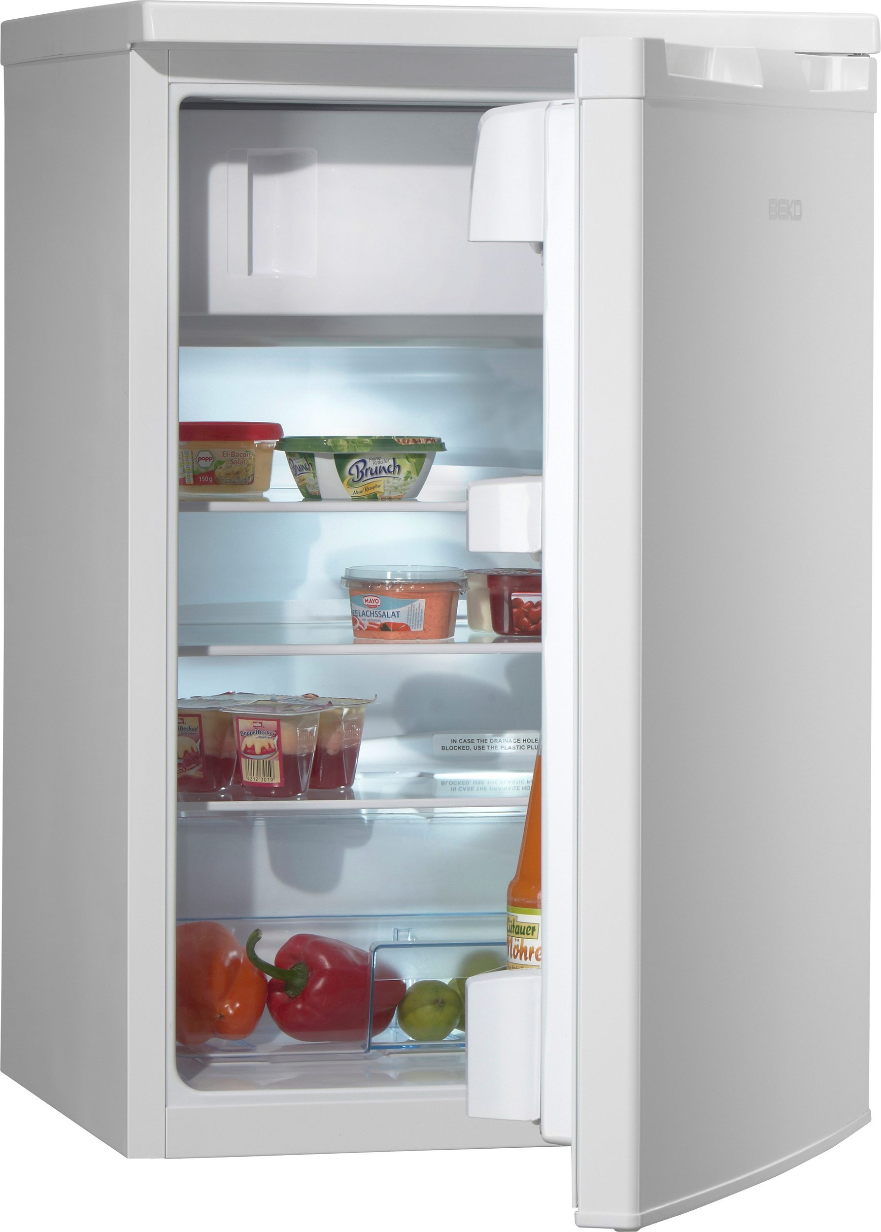Table Top Kühlschrank TSE 1282 von BEKO