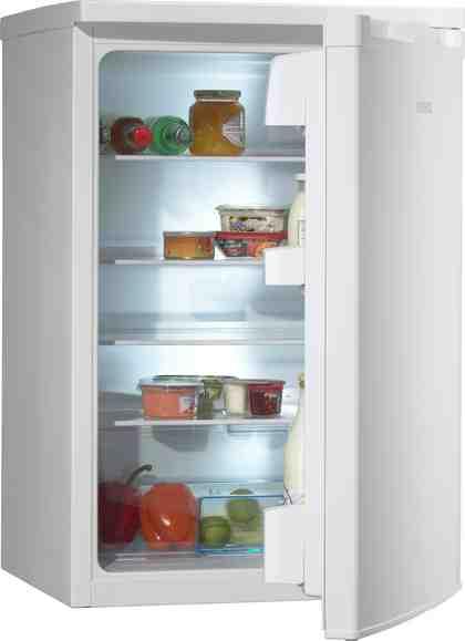 BEKO Kühlschrank TSE 1423, 84 cm hoch, 54,5 cm breit, A++, 84 cm hoch