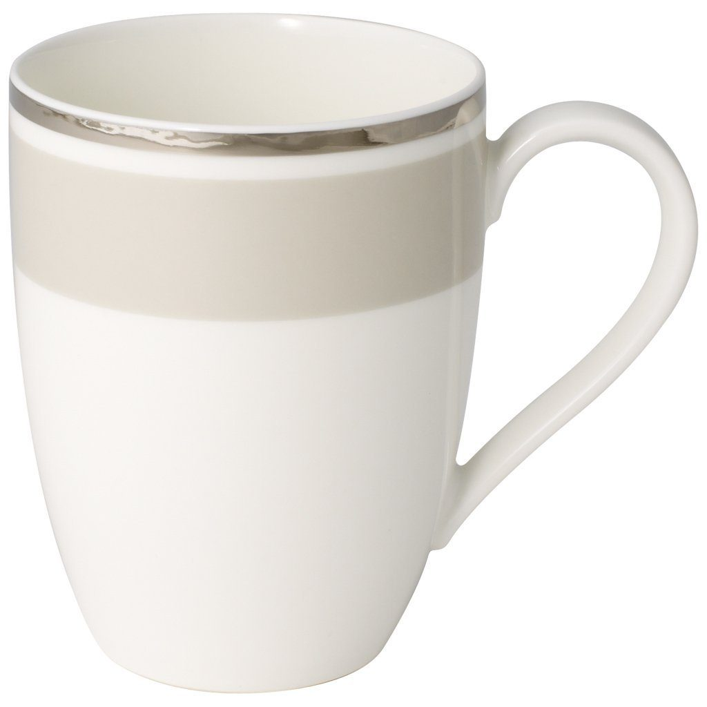 VILLEROY & BOCH Becher mit Henkel »Anmut My Colour Savannah Cream«