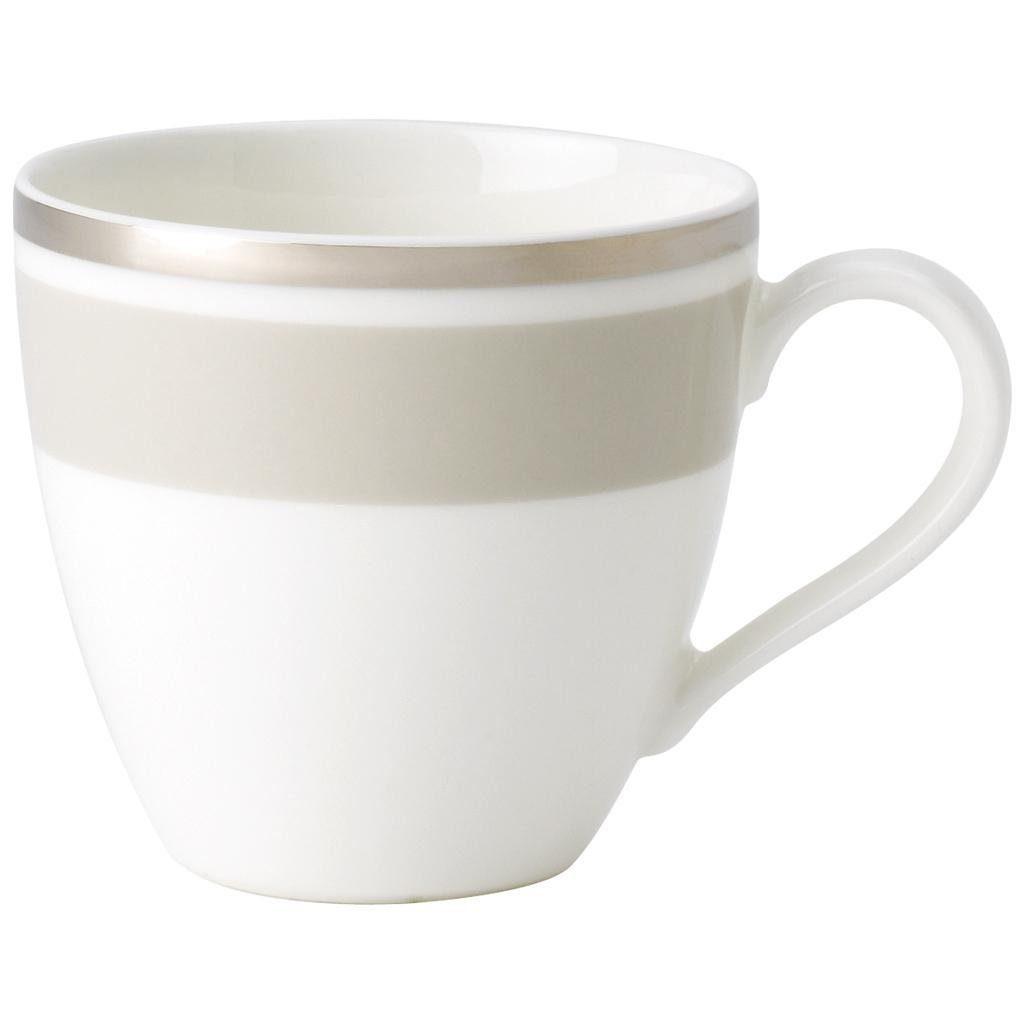 VILLEROY & BOCH Mokka-/Espressoobertasse »Anmut My Colour Savannah Cream«
