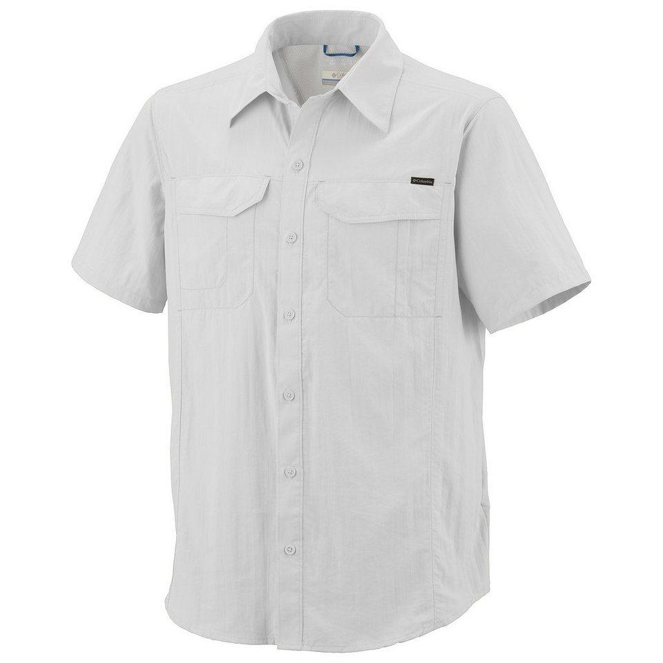 Columbia Hemd »Silver Ridge Short Sleeve Shirt Men« in weiß