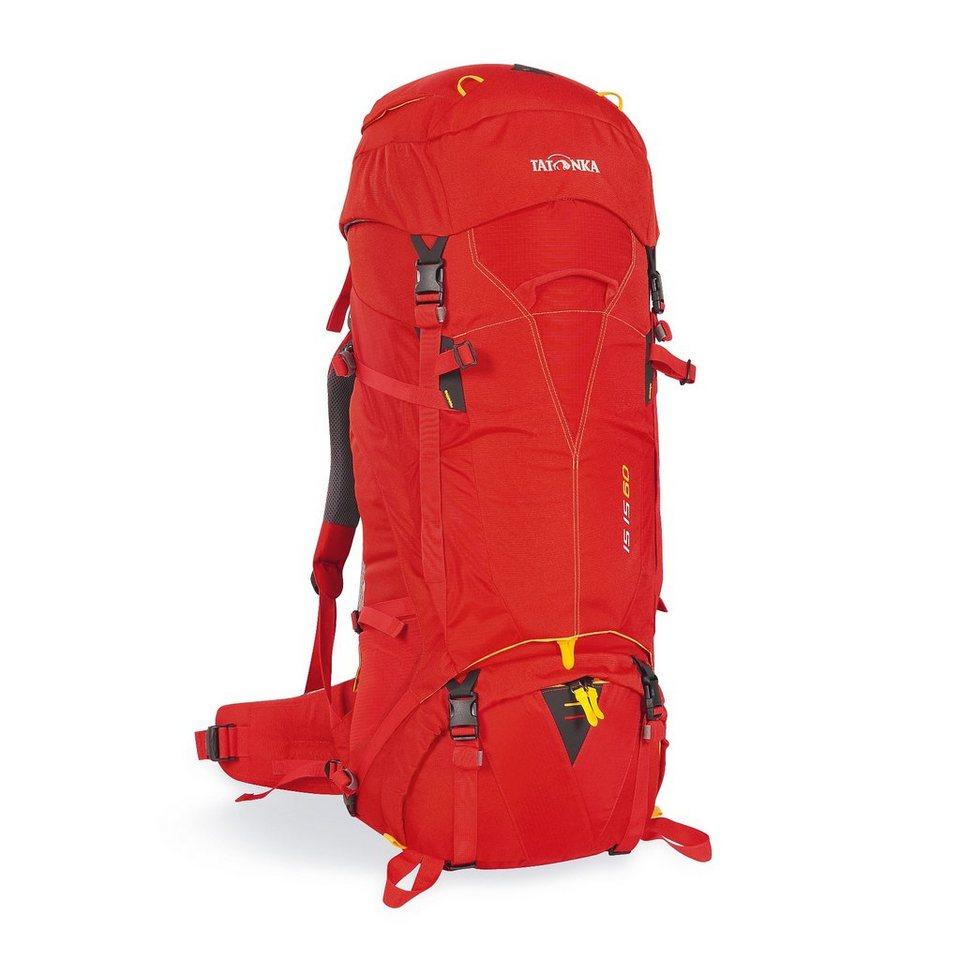 Tatonka Sport- und Freizeittasche »Isis 60 Backpack Women« in rot