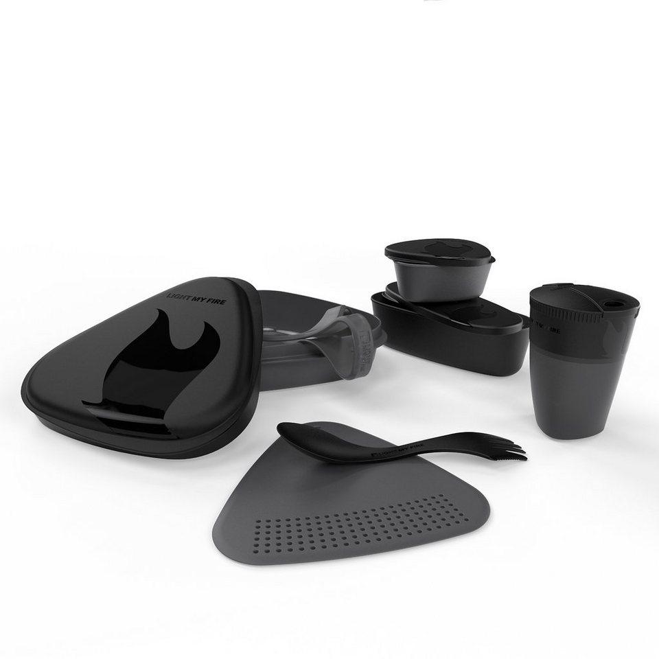 Light my Fire Camping-Geschirr »MealKit 2.0« in schwarz
