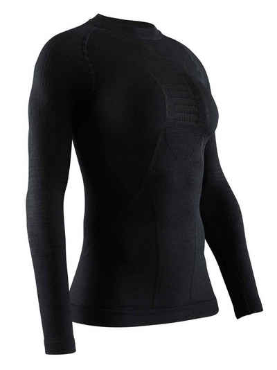 X-Bionic Funktionsshirt »Merino Shirt, Langarm« (1-tlg) Made in Europe