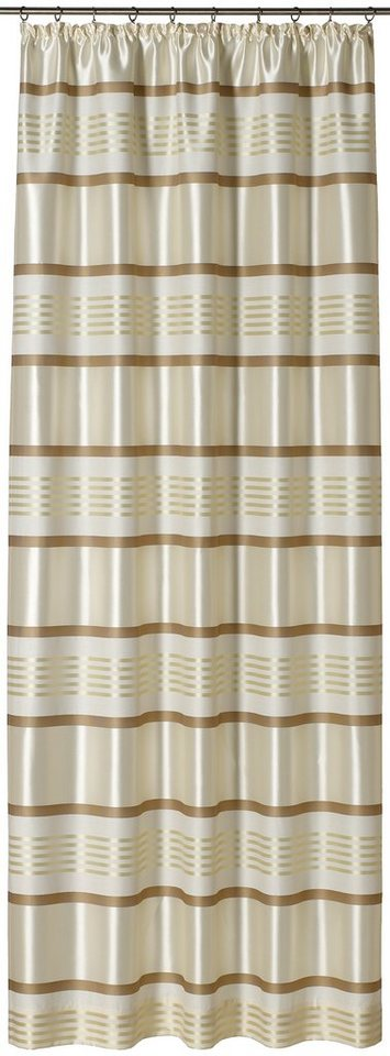 Vorhang, Gardisette, »Gianni« (1 Stück) in beige