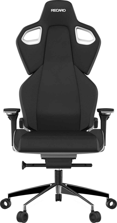 RECARO Gaming-Stuhl »Exo Platinum Gaming Chair 2.0, black & white«