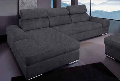 Polstermöbel mit schlaffunktion  Ecksofa & Eckcouch kaufen » mit & ohne Schlaffunktion | OTTO