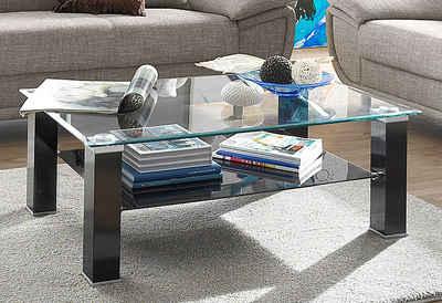 glastisch online kaufen » tisch mit glasplatte | otto