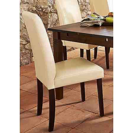 Esszimmerstühle: 4 Fuß Stühle