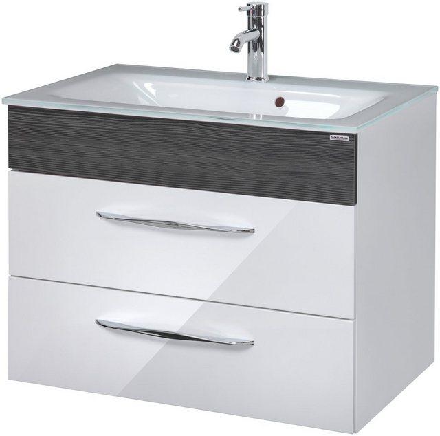 Waschtische - FACKELMANN Waschtisch »Sceno« (Set, 2 St), Breite 80 cm  - Onlineshop OTTO