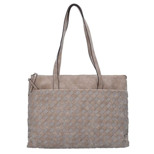 GERRY WEBER Schultertasche »Another Day«, Polyurethan