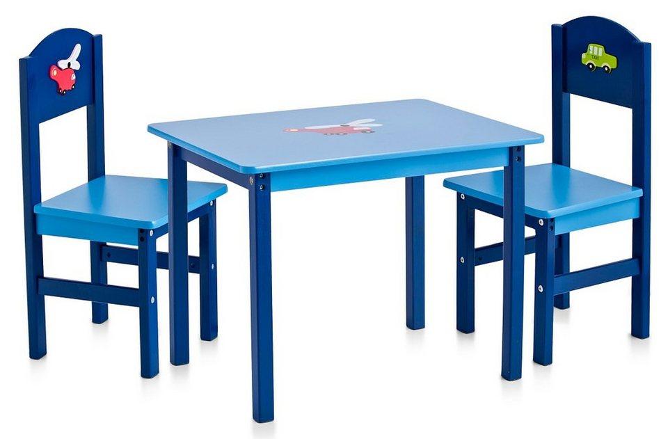 Kinder-Sitzmöbel, Home affaire (3-tlg.)