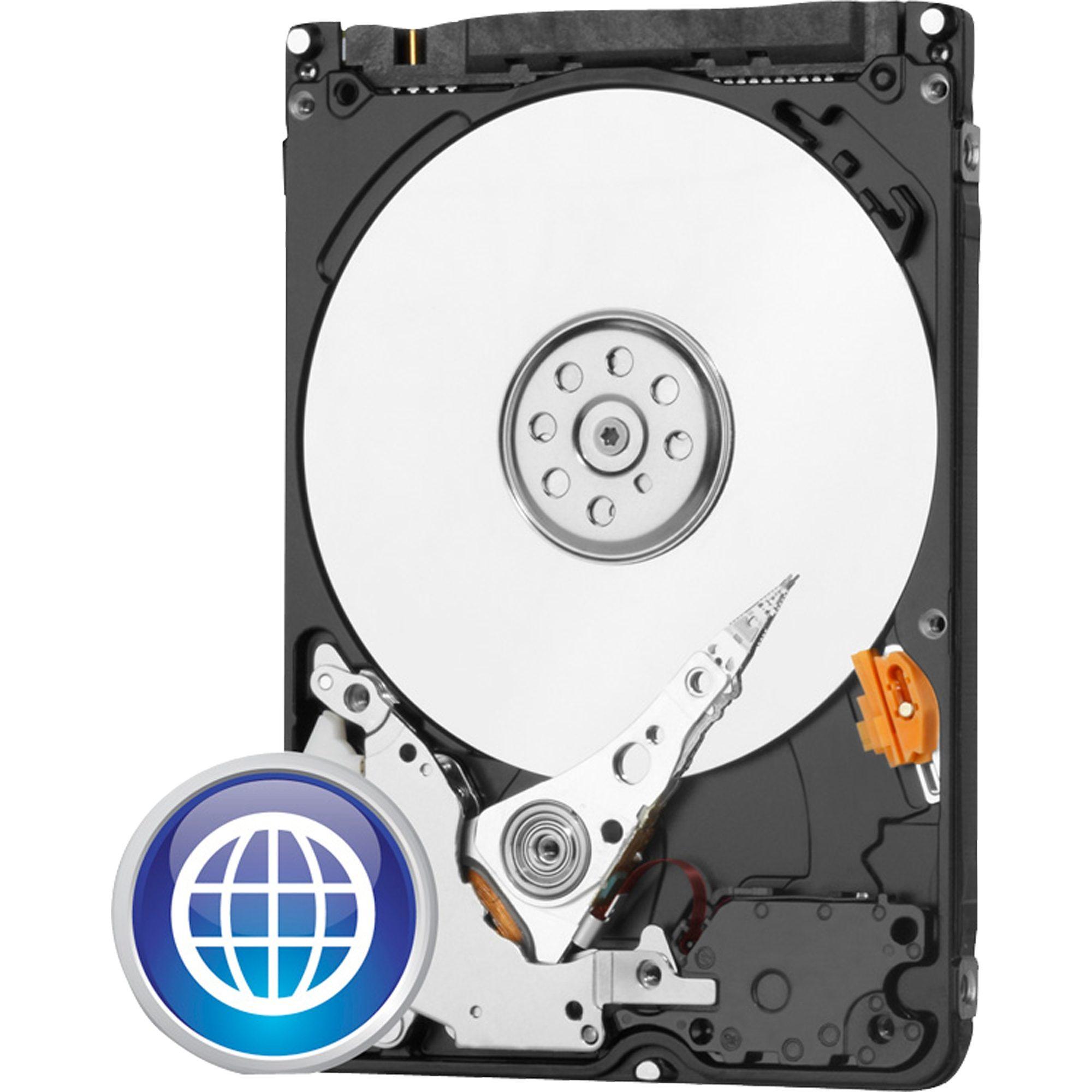 Western Digital Festplatte »WD7500BPVX 750 GB«