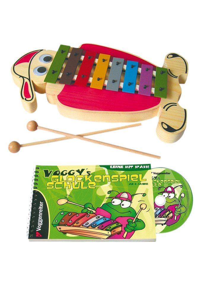 Glockenspiel-Set, Voggenreiter