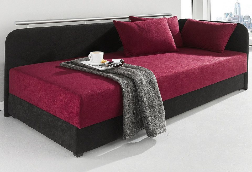 studioliege in 2 qualit ten online kaufen otto. Black Bedroom Furniture Sets. Home Design Ideas
