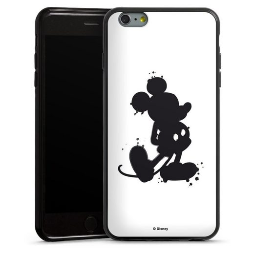 DeinDesign Handyhülle »Mickey Mouse - Splash« Apple iPhone 6 Plus, Hülle Mickey Mouse Offizielles Lizenzprodukt Disney