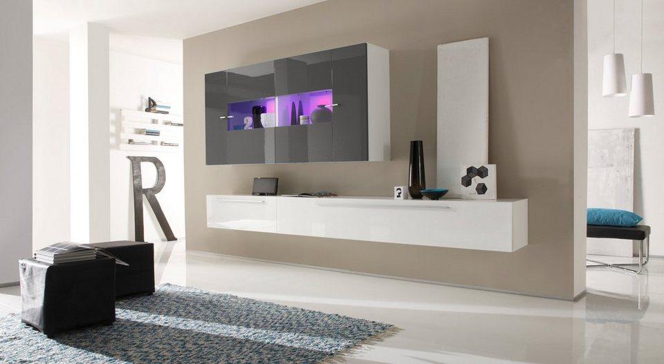 LC Wohnwand (4-tlg.) online kaufen | OTTO