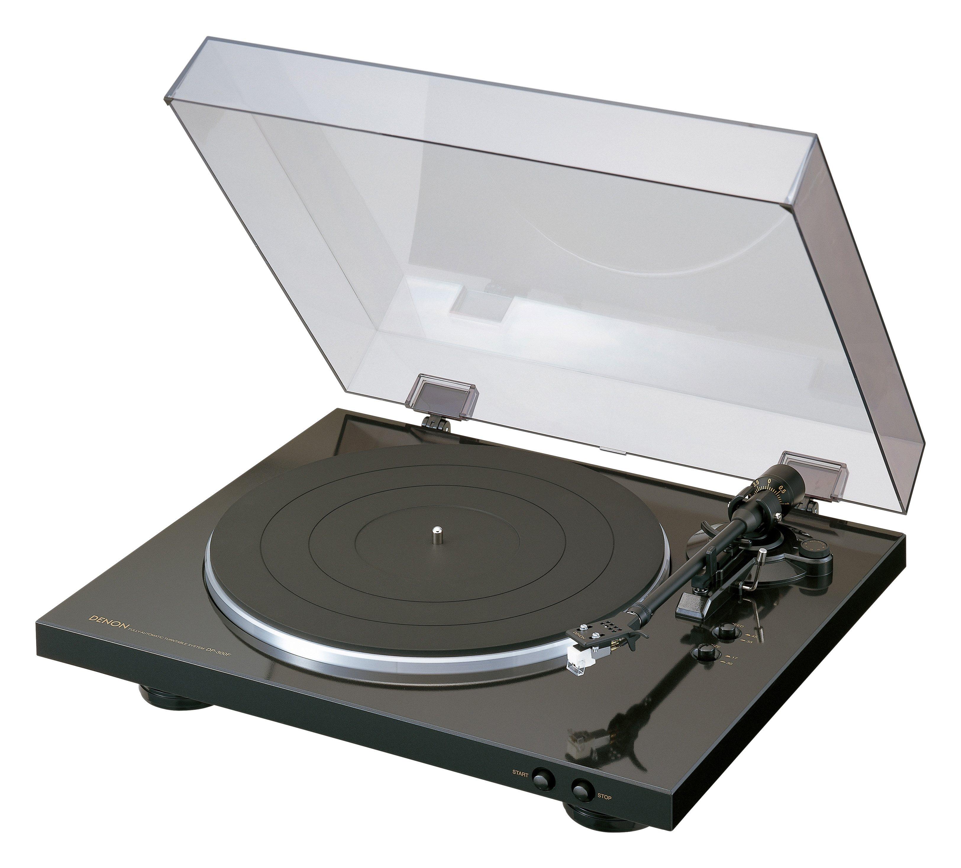 DP-300F Plattenspieler