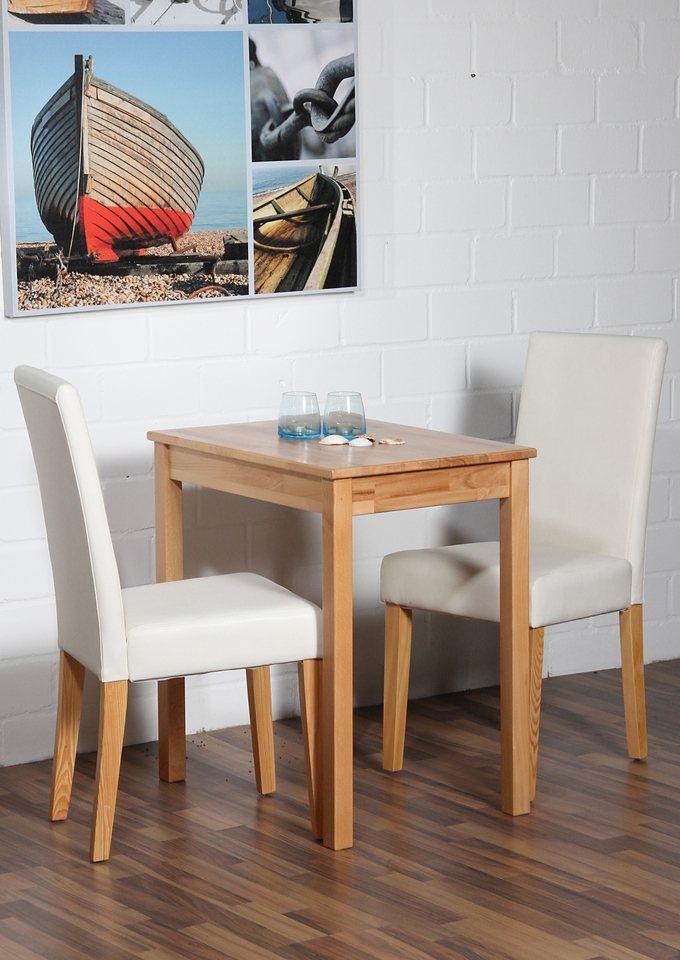 Küchen mit esstisch  Esstisch, Home affaire, in 4 Größen online kaufen | OTTO