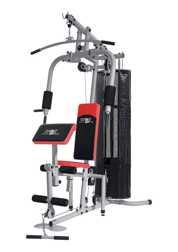Fitness-Station, Christopeit Sport®, »SP 20 XL« in silberfarben