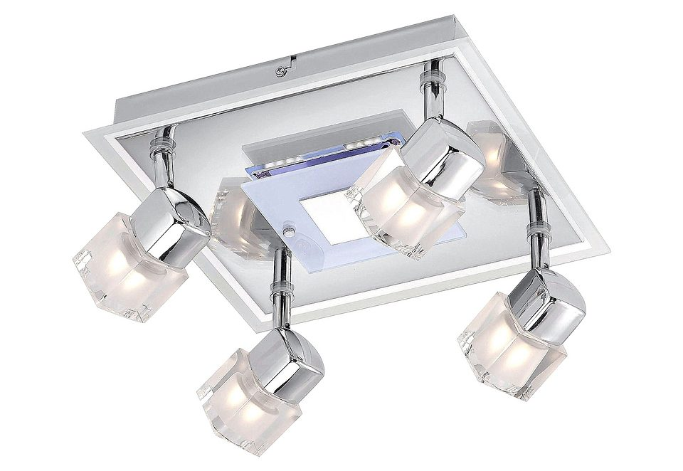 Halogen-LED-Deckenlampe