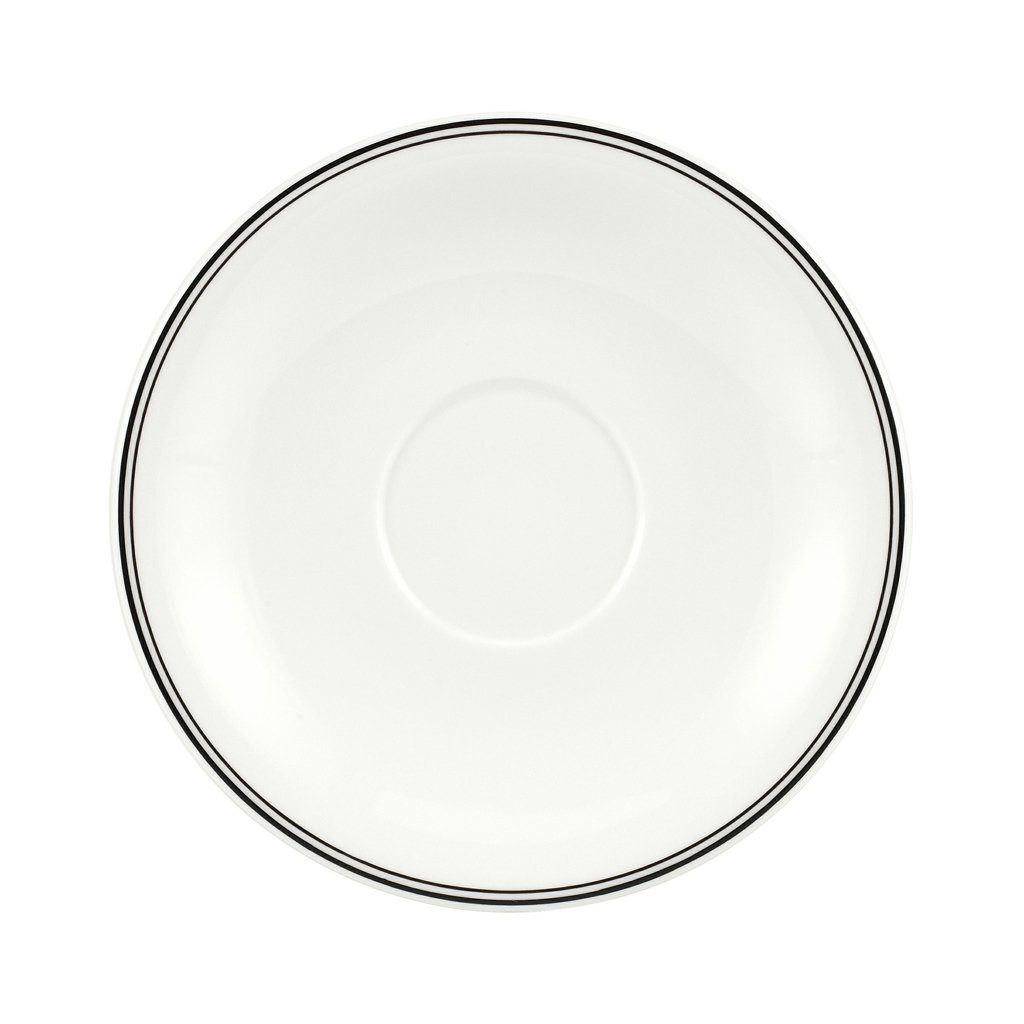 VILLEROY & BOCH Café au lait Untertasse XL 20cm »Charm & Breakfast Design Naif«