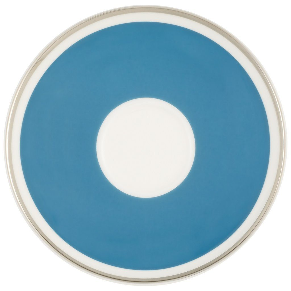 VILLEROY & BOCH Mokka-/Espressountertasse »Anmut My Colour Petrol Blue«