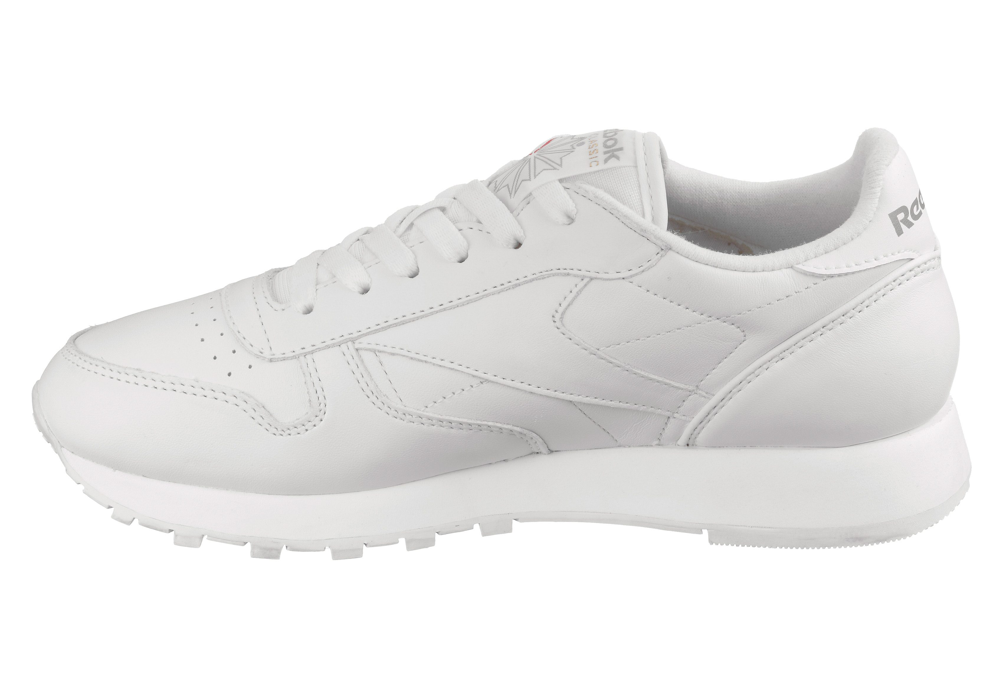 Kaufen Tragekomfort Für Optiamlen Online Classic Reebok Leather zwischensohle »classic W« SneakerEva e2YHDW9IE