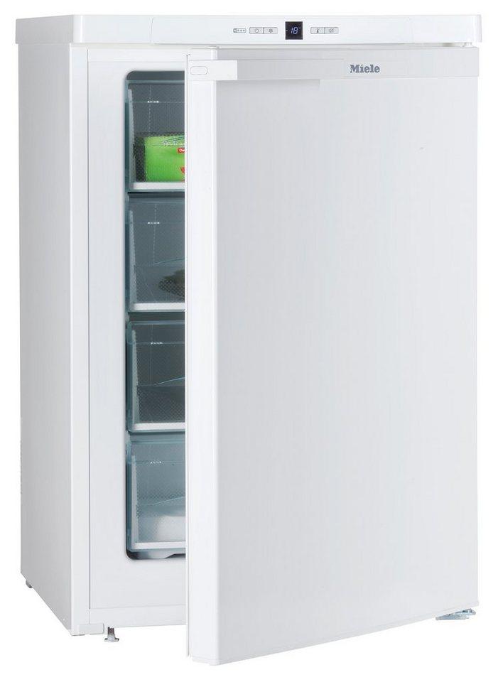 miele gefrierschrank f 12016 s 2 85 1 cm hoch 55 0 cm breit energieeffizienzklasse a 85 1. Black Bedroom Furniture Sets. Home Design Ideas