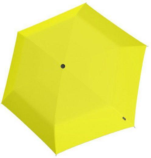 Knirps® Taschenregenschirm »US.050 Ultra Light Yellow«