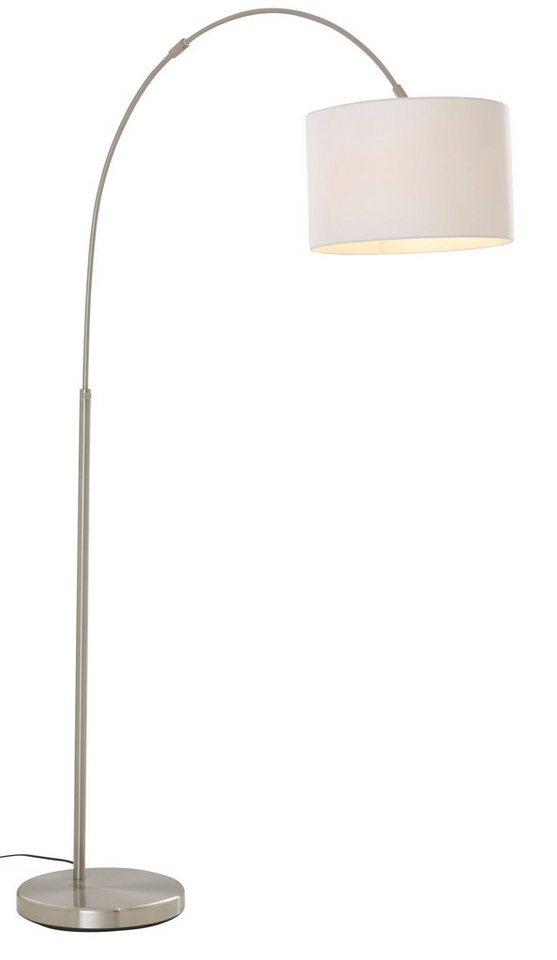 trio leuchten bogenlampe 1 flammig online kaufen otto. Black Bedroom Furniture Sets. Home Design Ideas