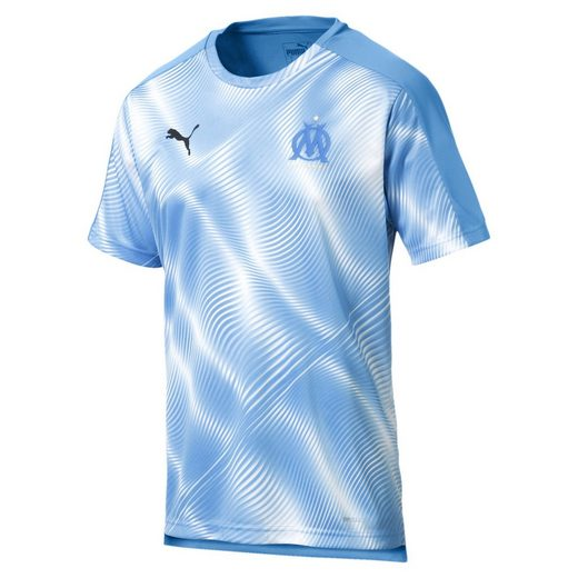 PUMA T-Shirt »Olympique de Marseille Herren Stadium Trikot«