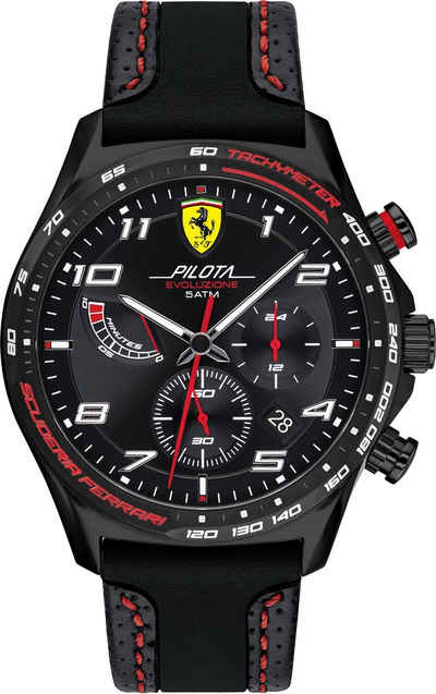 Scuderia Ferrari Chronograph »PILOTA EVO, 830717«